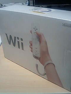 Wii買いました